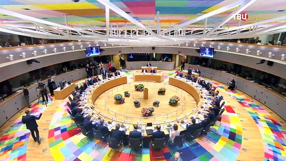 Саммит Европейской комиссии