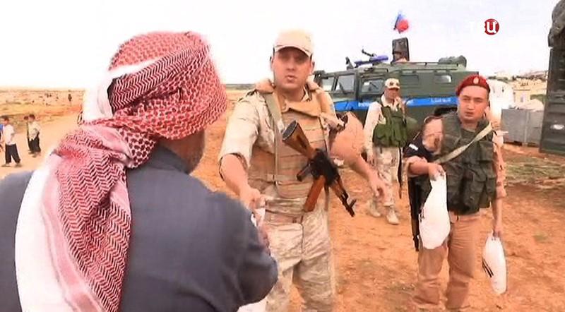 Сирийские военные