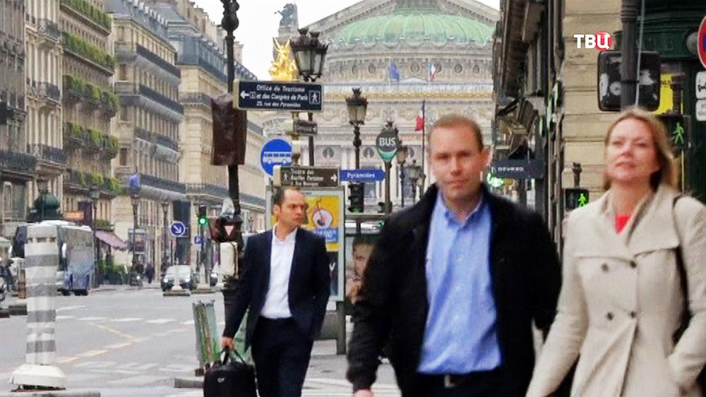 Жители Франции