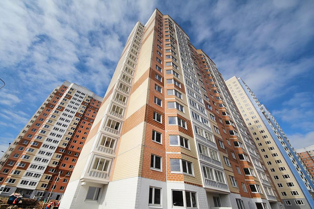 Большинство граждан столицы поддерживают снос пятиэтажек— Опрос