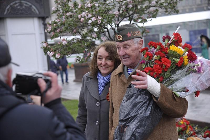Праздничные мероприятия, посвященные 72-й годовщине Победы в Великой Отечественной войне