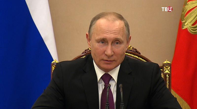 Ничего такого особенного отпобеды Трампа неждал— Путин