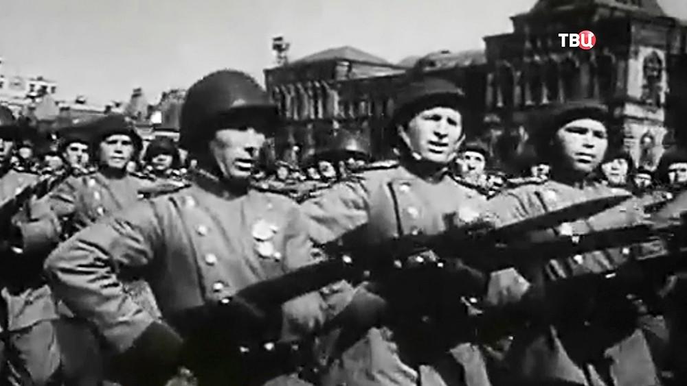 Парад победы 9 мая 1941 года