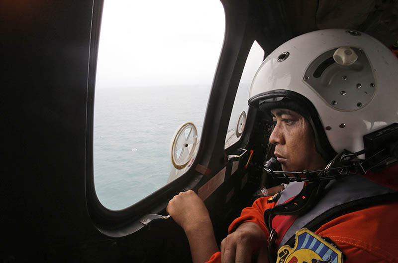 Поисково-спасательная операция в Индонезии