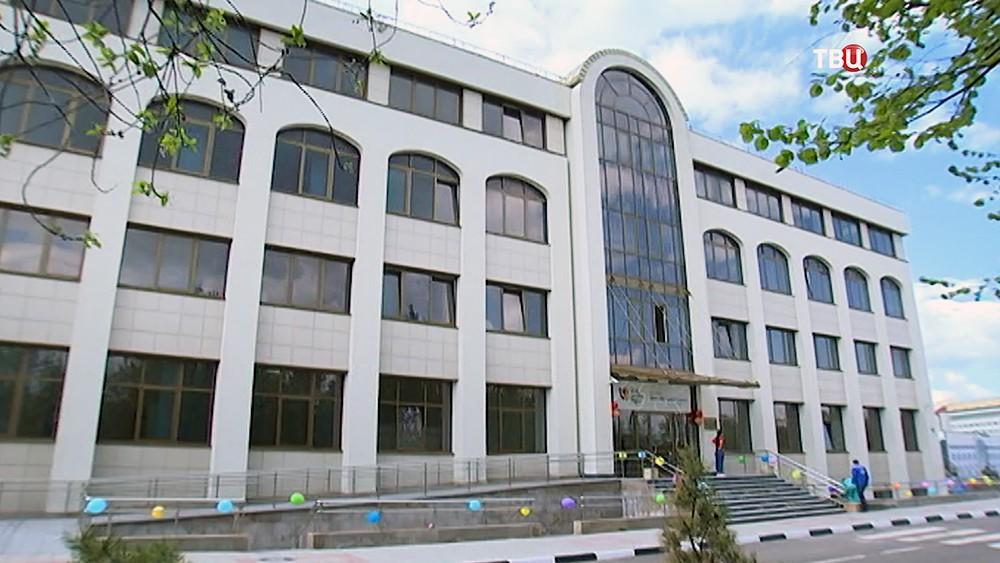 В Бакулевский центр