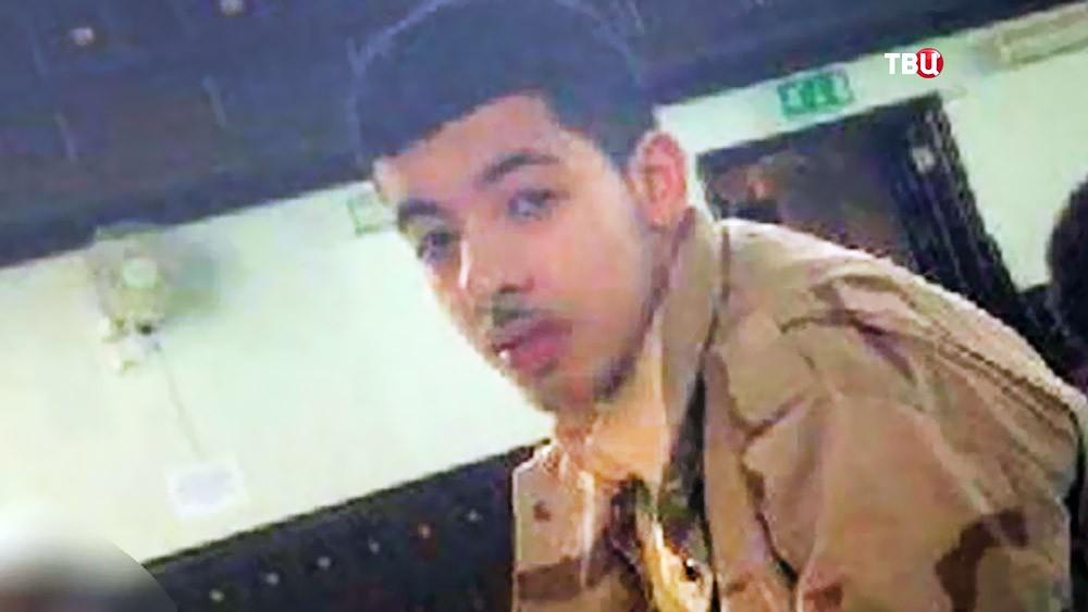 Манчестерский террорист Салман Абеди
