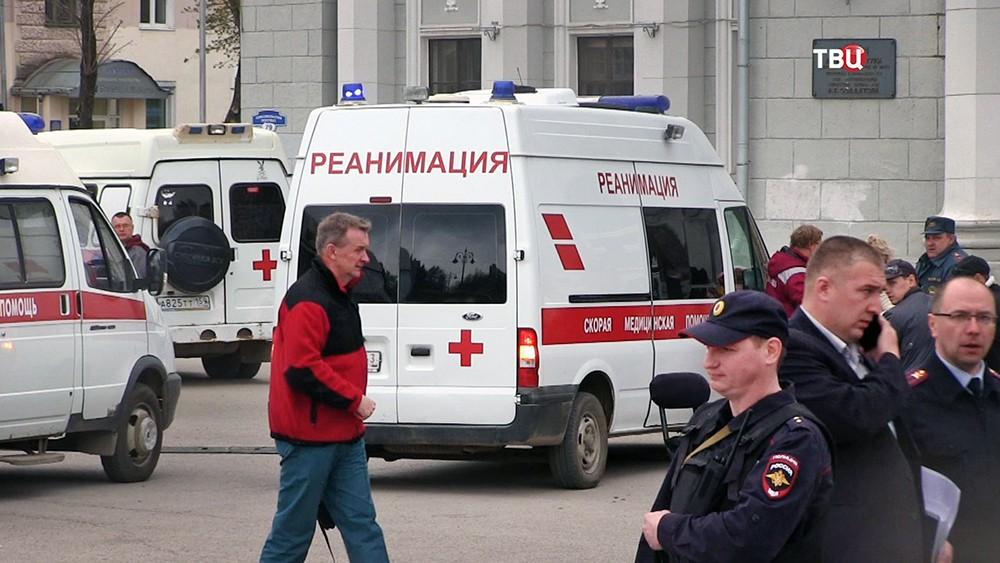 Машины скорой помощи в Перми