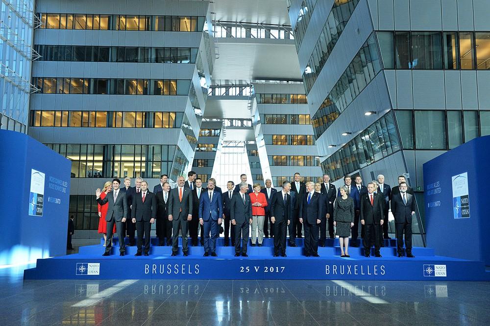 Саммит членов НАТО