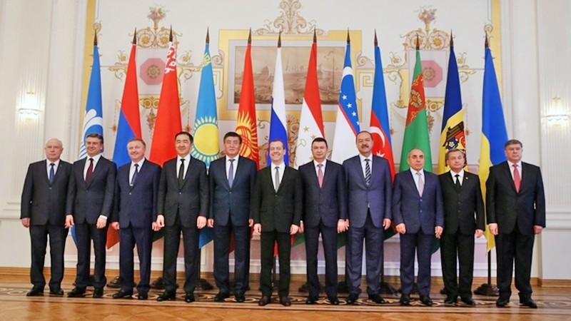 Заседание Совета глав правительств государств – участников Содружества Независимых Государств (СНГ)