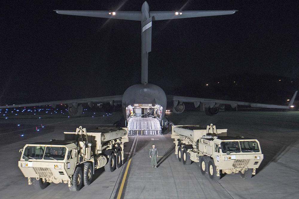 Пентагон впервый раз отработает перехват межконтинентальной ядерной ракеты