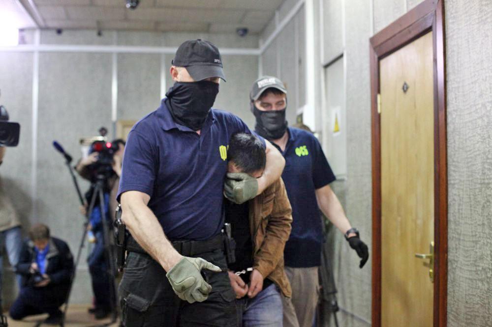 Подозреваемый в подготовке теракта в московском транспорте Фуркат Кушаев