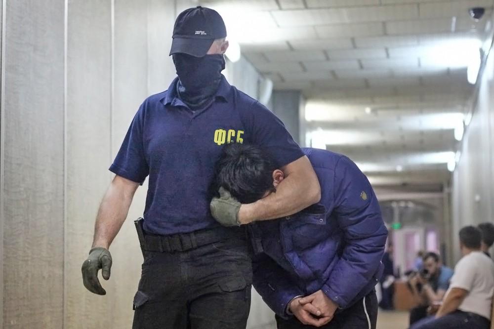 Подозреваемый в подготовке теракта в московском транспорте Абдушукур Гулмирзаев
