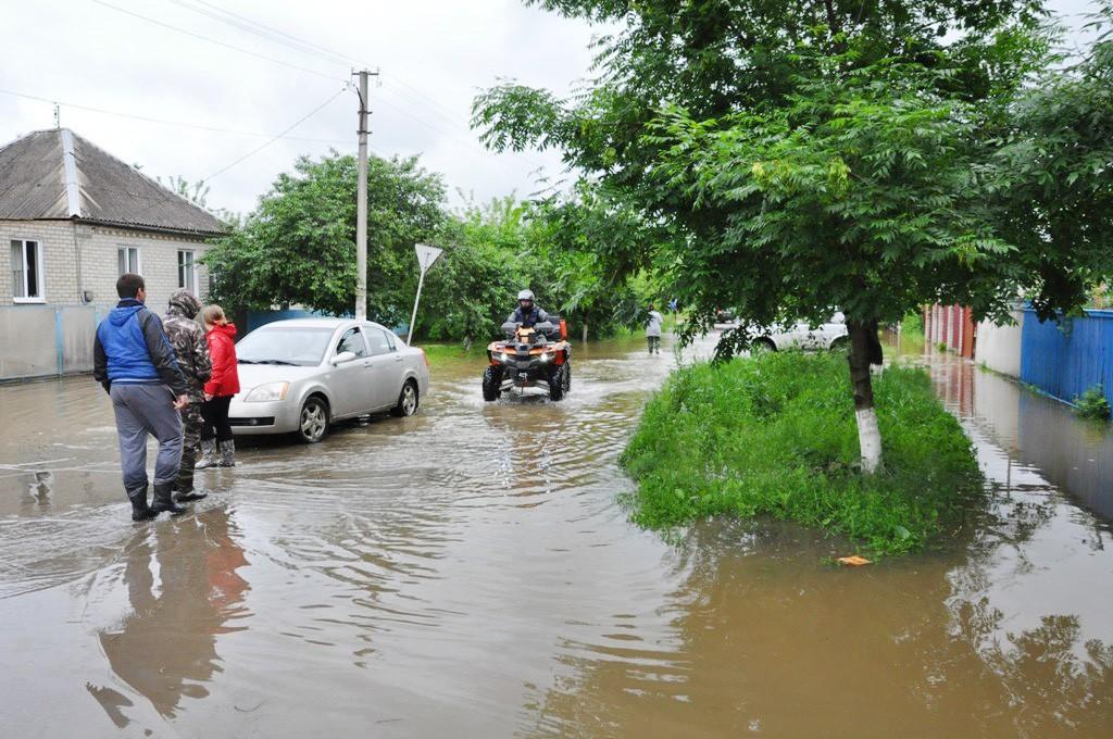 Последствия паводков