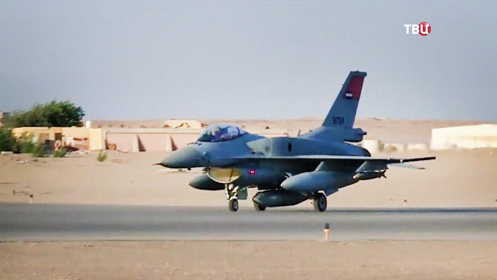 Истребитель ВВС Египта