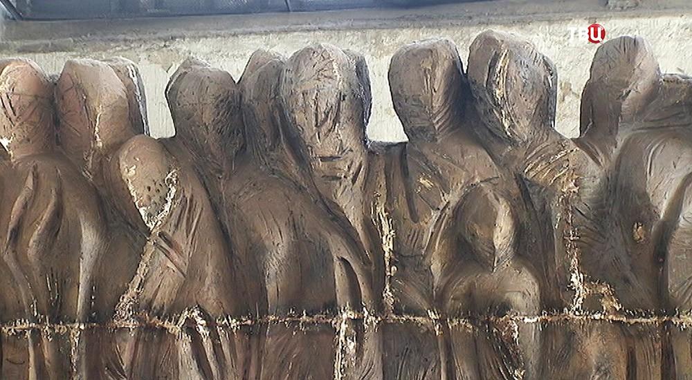 Памятник в москве стена скорби изготовление памятников видео уссурийск