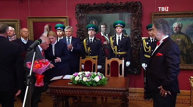 Московская государственная картинная галерея Александра Шилова отмечает юбилей