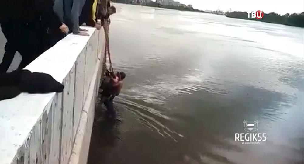 Спасение людей