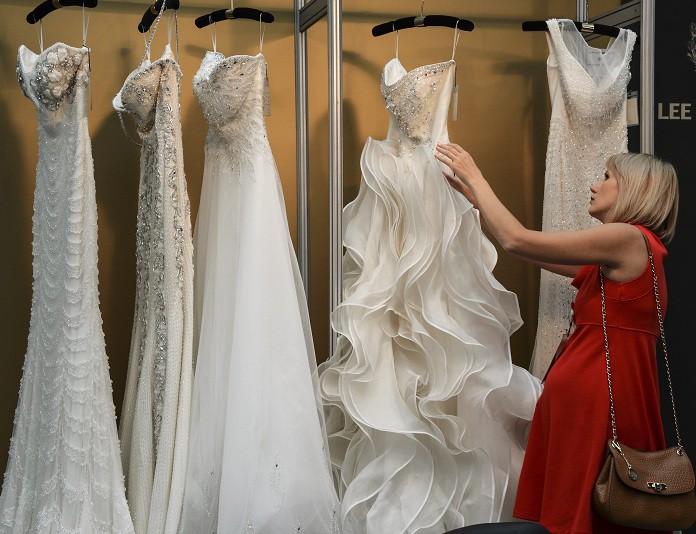 Тц салют свадебные платья