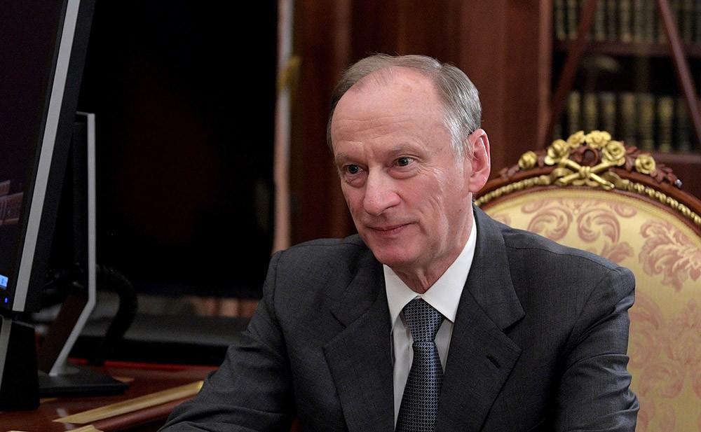 Секретарь Совета Безопасности Николай Патрушев