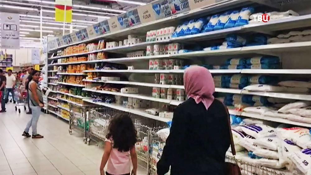 Саудовская аравия скупают турецкие товары