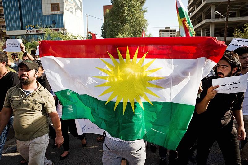 Иракский Курдистан проведет референдум о независимости
