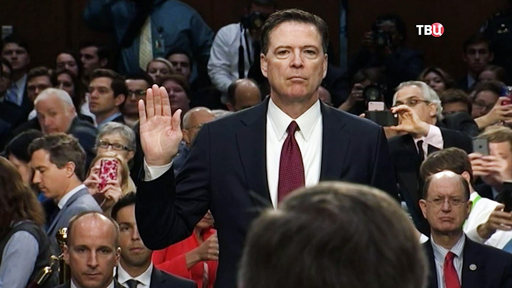 Бывший глава ФБР Джеймс Коми