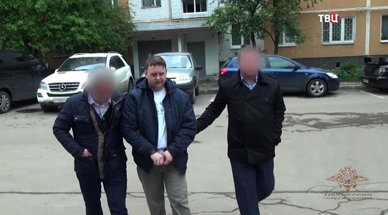 """Организатор """"группы смерти"""""""
