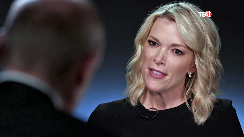 Ведущая телеканала NBC News Мегин Келли