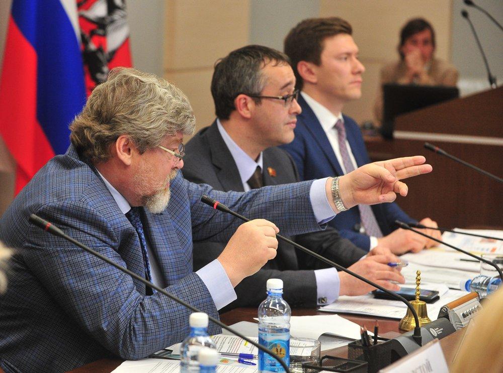 Общественные слушания по вопросу защиты прав москвичей при реализации программы реновации