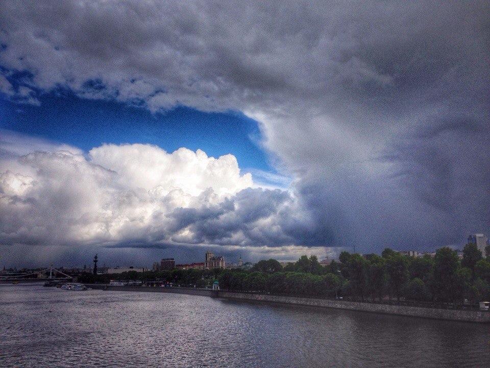 Облачная погода