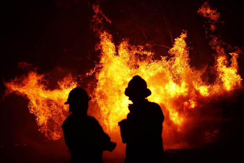 ВПортугалии лесные пожары забрали  жизни 19 человек 18.06.2017 03:50