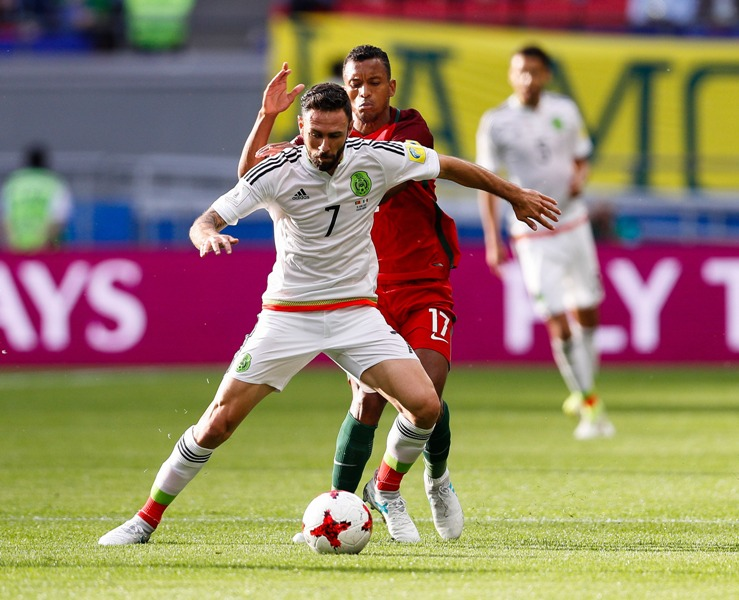 Матч Португалия-Мексика