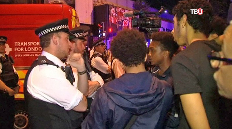 Полиция Великобритании