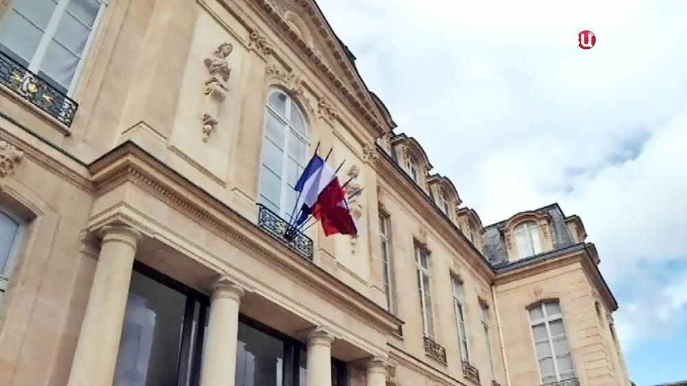Здание Французского правительства