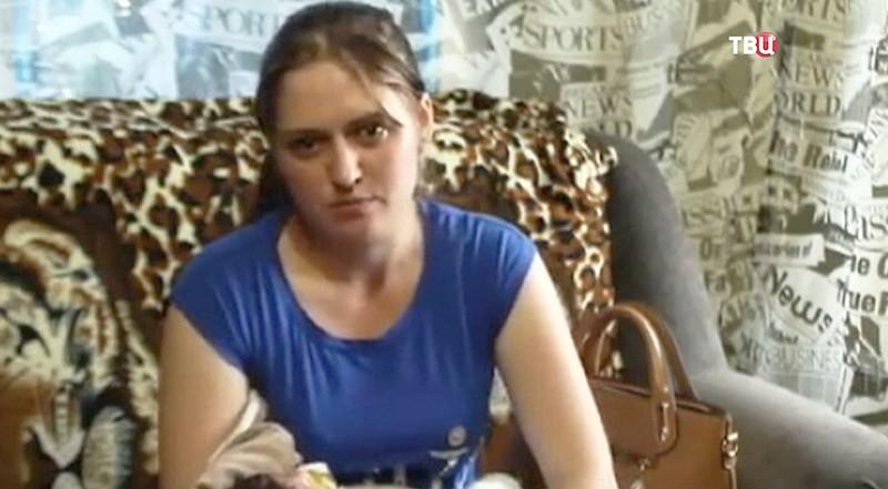Пострадавшая мать Лейла Муртазалиева