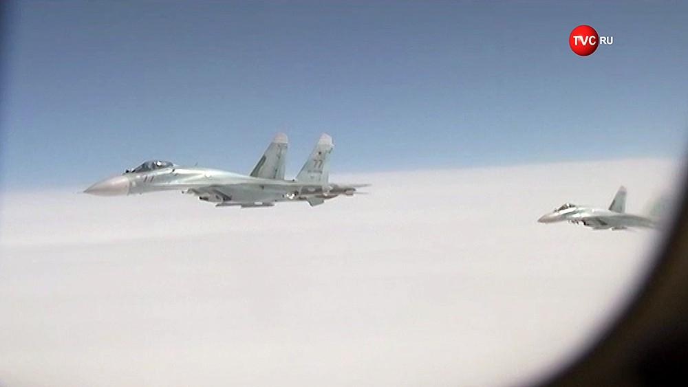 Су-27 ВКС России