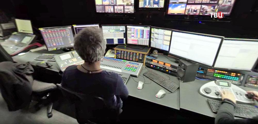 Телестудия телеканала ABC