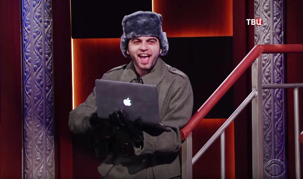 Юмористическое политическое шоу о русских хакерах на телеканале CBS