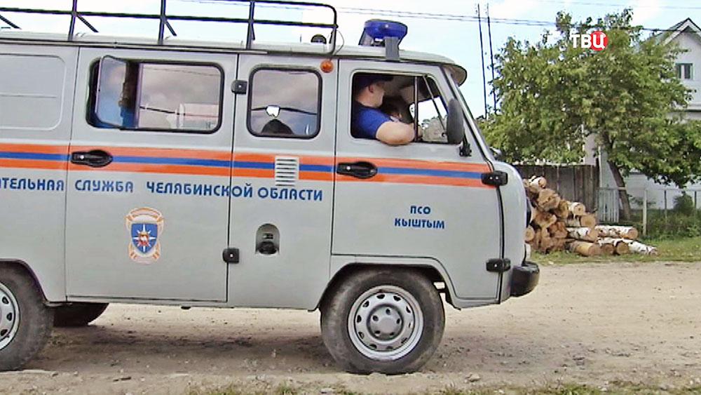 МЧС Челябинской области