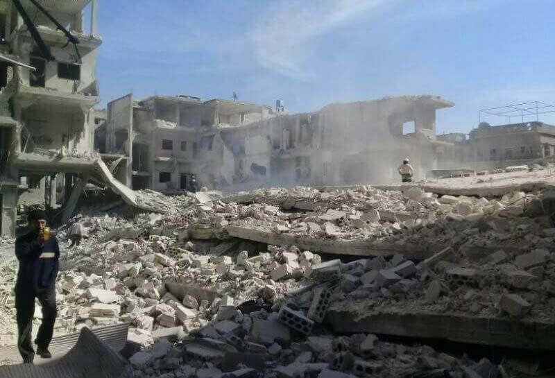 Вбуферных зонах вСирии могут расположить российскую военную полицию