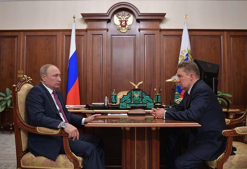 Киев: «Газпром» увеличил заявку натранзит газа через территорию государства Украины
