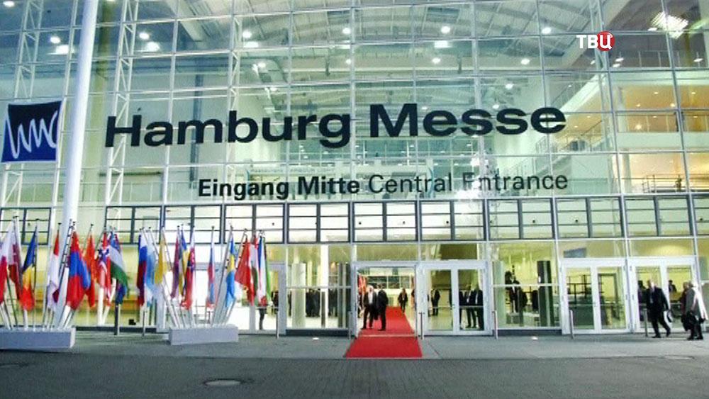 Подготовка к саммиту G20 в Гамбурге