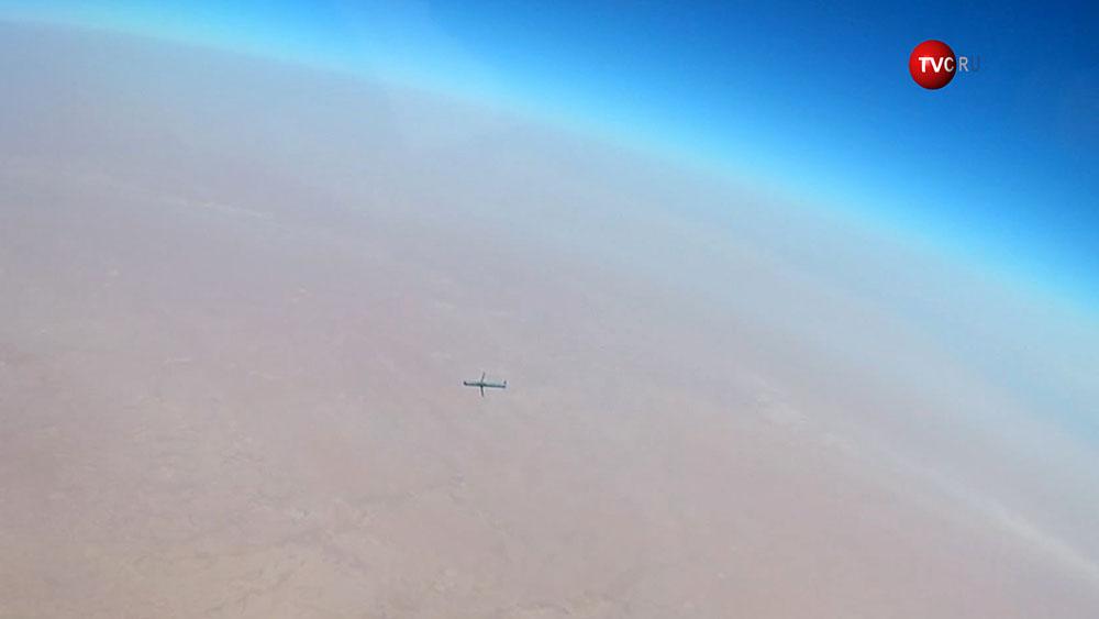 Авиаудар по позициям ИГИЛ в Сирии