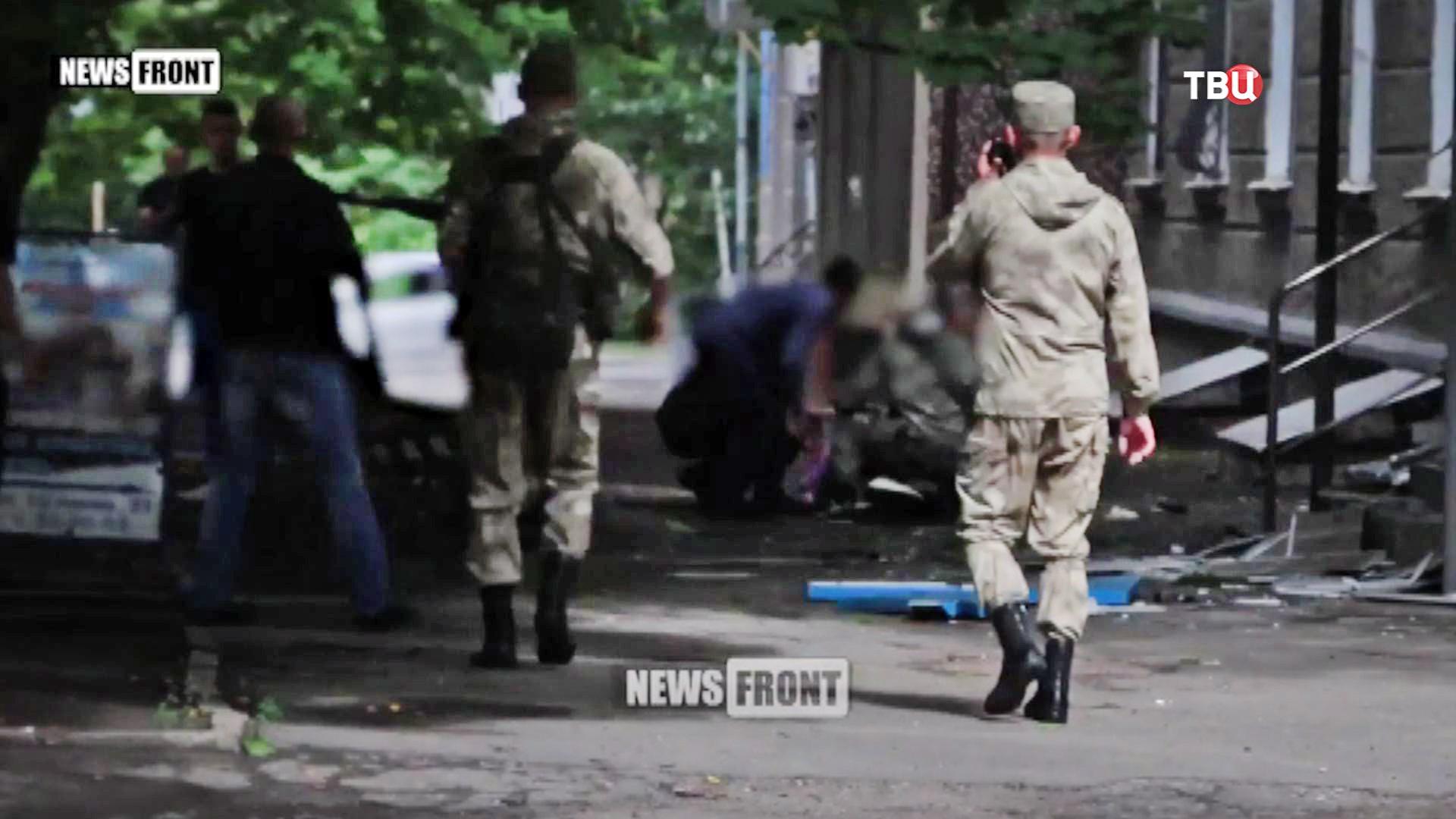 Плотницкий: После терактов вЛуганске спецслужбы работают вусиленном режиме