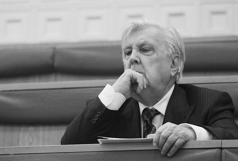 Илья Глазунов