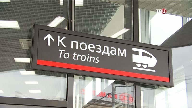 Московское центральное кольцо