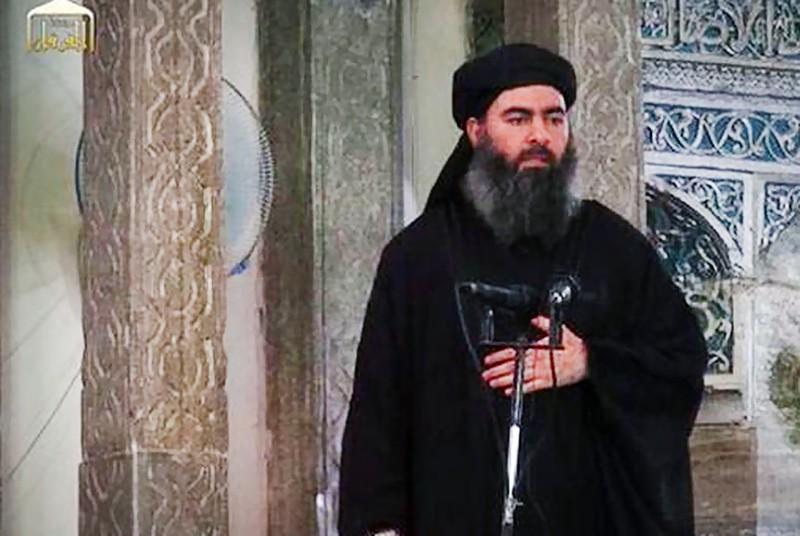 Лидер террористической организации ИГИЛ Абу Бакр аль-Багдади