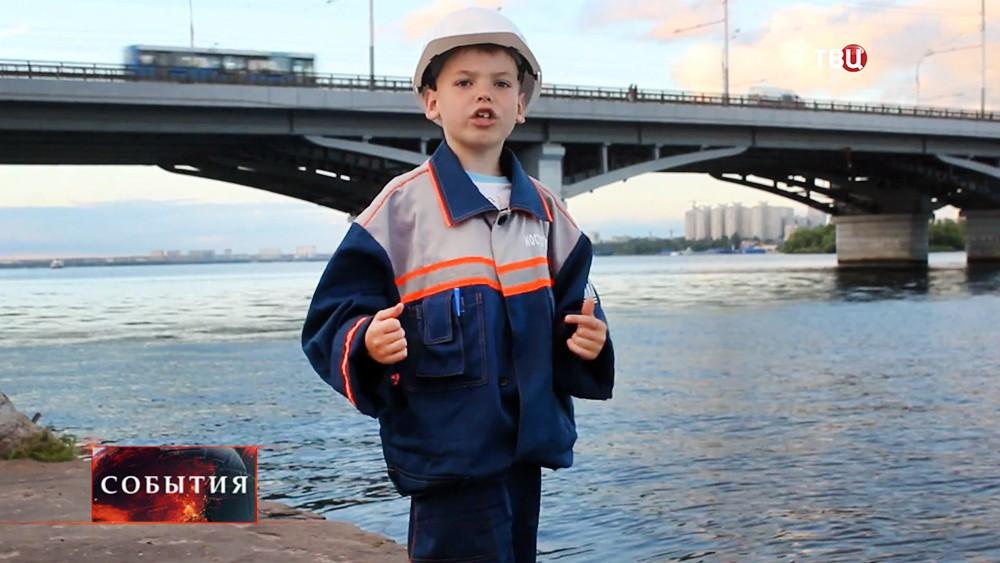 Участник конкурса песен и стихов про Крымский мост