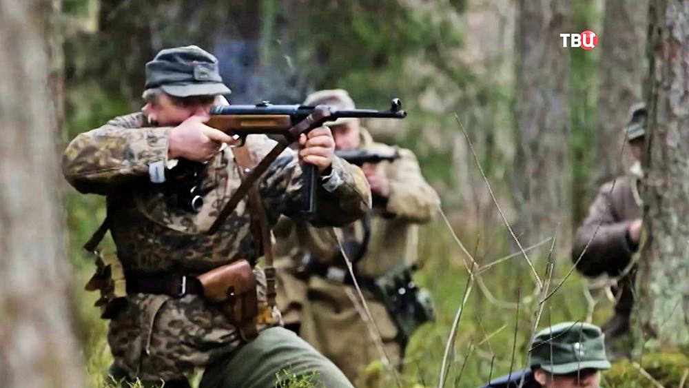 """Ролик НАТО о """"лесных братьях"""""""