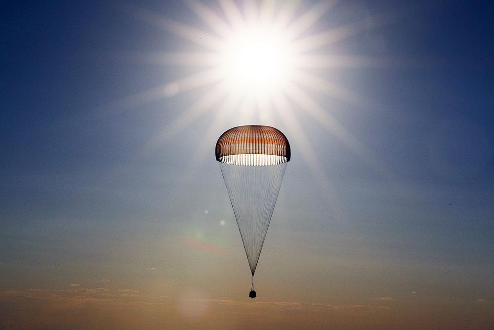 Спускаемая космическая капсула